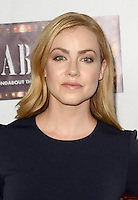 HOLLYWOOD, CA - JULY 20: Amanda Schull at the opening of 'Cabaret' at the Pantages Theatre on July 20, 2016 in Hollywood, California. Credit: David Edwards/MediaPunch