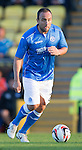 St Johnstone FC.. 2014-2015 Season<br /> Lee Croft<br /> Picture by Graeme Hart.<br /> Copyright Perthshire Picture Agency<br /> Tel: 01738 623350  Mobile: 07990 594431