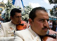 Zacatlan de las Manzanas, festival of the apple.  Puebla, Mexico