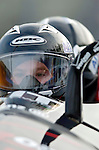 19 November 2005: Steve Holcomb pilots the USA 2 sled to a 14th place finish at the 2005 FIBT AIT World Cup Men's 2-Man Bobsleigh Tour at the Verizon Sports Complex, in Lake Placid, NY. Mandatory Photo Credit: Ed Wolfstein.