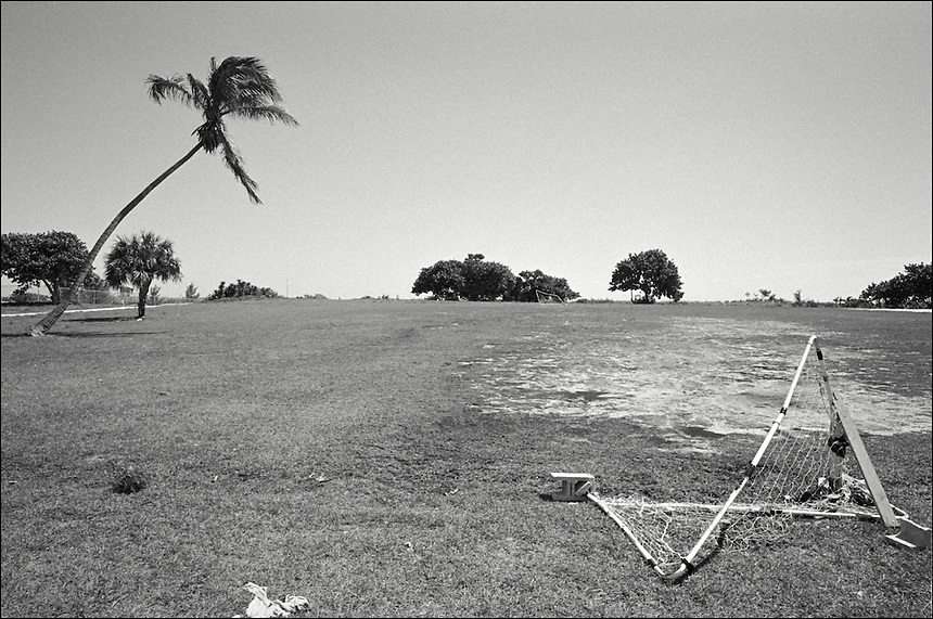 """From """"Miami in Black and White"""" series"""