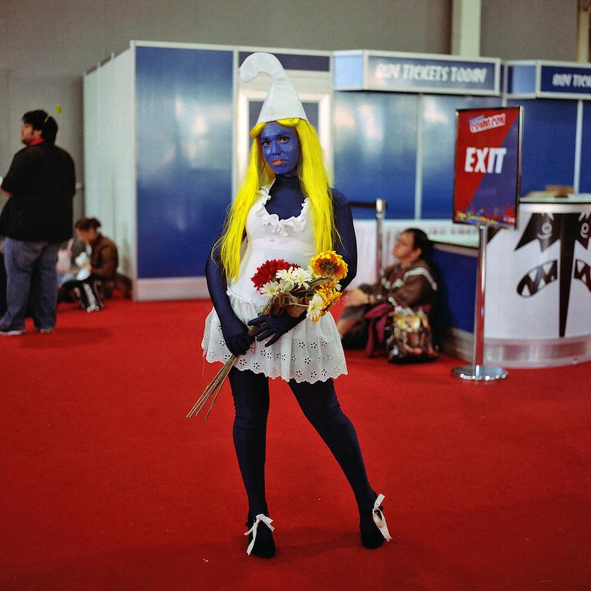 Comic Con 2011 New York