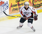 Ryan Ellis (Windsor - 6) - The Windsor Spitfires defeated the Plymouth Whalers 3-2 (OT) to sweep the Ontario Hockey League Western Conference Semi-Finals on Wednesday, April 7, 2010, at Compuware Arena in Plymouth, Michigan.