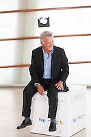 Dustin Hoffman Joking at the 60th San Sebastian Film Festival