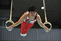 Koji Yamamuro (JPN), JULY 2, 2011 - Artistic Gymnastics : JAPAN CUP 2011 at Tokyo Metropolitan gymnasium, Tokyo, Japan. (Photo by Atsushi Tomura/AFLO SPORT) [1035]