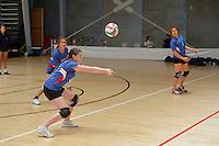 North Island Volleyball Junior Championships at ASB Sports Center Wellington, New Zealand on Wednesday 28th November 2012<br /> Photo by Masanori Udagawa / www.photowellington.com