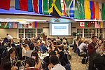 The Global Engagement Awards Gala for International Education Week on November 16, 2016