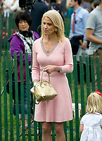 Presidential Advisor Kellyanne Conway prior to United States President Donald J. Trump and first lady Melania Trump making remarks at the annual Easter Egg Roll on the South Lawn of the White House in Washington, DC on Monday, April 17, 2017.<br /> CAP/MPI/CNP/RS<br /> &copy;RS/CNP/MPI/Capital Pictures