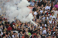 D.C. United fans. D.C. United defeated Toronto FC 3-1 at RFK Stadium, Saturday May 19, 2012.