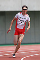 Shinji Takahira, .MAY 20, 2012 - Athletics : .The 54th East Japan Industrial Athletics Championship .Men's 200m .at Kumagaya Sports Culture Park Athletics Stadium, Saitama, Japan. .(Photo by YUTAKA/AFLO SPORT) [1040]