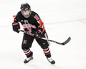 Katie MacSorley (NU - 3) - The Northeastern University Huskies tied Boston University Terriers 3-3 in the 2011 Beanpot consolation game on Tuesday, February 15, 2011, at Conte Forum in Chestnut Hill, Massachusetts.