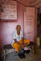 Mumbai, a bakery in the Banganga area,India