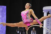 September 23, 2014 - Izmir, Turkey - BECCA SEREDA of USA performs at 2014 World Championships.