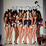 Mercedes Benz Fashion Week S/S 2012: The Blonds
