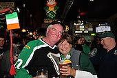 Byrnes Irish Pub on St Patrick's Day Bath Maine