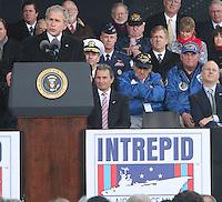 Veteran Day 2008 at USS Intrepid