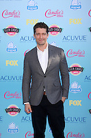LOS ANGELES - AUG 11:  Mathew Morrison at the 2013 Teen Choice Awards at the Gibson Ampitheater Universal on August 11, 2013 in Los Angeles, CA