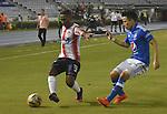 Atlético Junior venció como local 2-1 a Millonarios. Partido aplazado de la Fecha 15 de la Liga Águila II-2016.