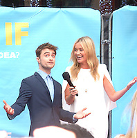 The What If UK Premiere London 12 August 2014