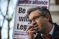 06.01.2014 - Barristers & Solicitors Walk Out Over Legal Aid Cuts