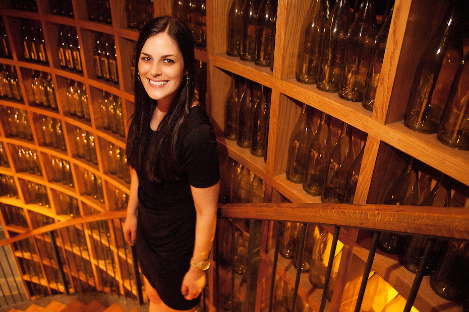 Laura Prangley - Uncorked Comedy at City Winery - March 22, 2012