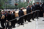 The Funeral for Walter Cronkite held at St. Bartholomew in NYC, July 23, 2009