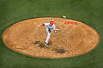14 May 2016: Washington Nationals pitcher Shawn Kelley on the mound during the first game of a double-header against the Miami Marlins at Nationals Park in Washington, DC. The Nationals defeated the Marlins 6-4 in the afternoon matchup.  Mandatory Credit: Ed Wolfstein Photo *** RAW (NEF) Image File Available ***