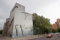 The Jewish Museum in Berlin, by architect Daniel Libeskind.