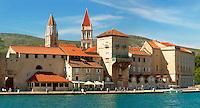Harbour front - Trogir Croatia