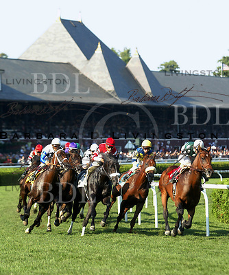 Saratoga, first turn, 8/20/03.