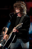 CHARLOTTE, NC - September 6, 2012 - Live Performance by Foo Fighters at the 2012 Democratic National Convention.