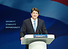 Conservative Party Conference<br /> Manchester, Great Britain <br /> 4th October 2015 <br /> Day 1<br /> <br /> Lord Feldman <br /> chair <br /> <br /> <br /> Photograph by Elliott Franks <br /> Image licensed to Elliott Franks Photography Services