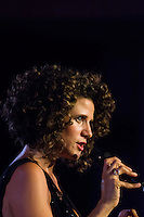 Cyrille Aimée at the 2015 Monterey Jazz Festival