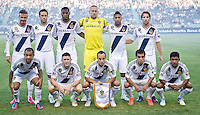 LA Galaxy vs Vancouver Whitecaps FC, June 23. 2012