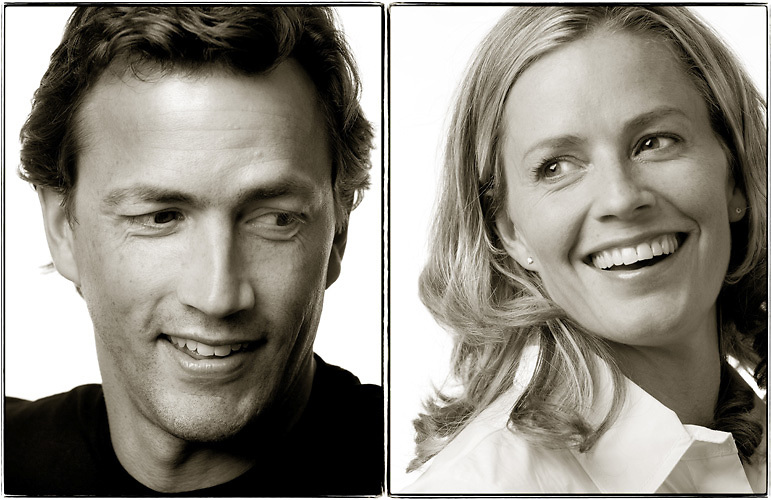 Washington DC Editorial Photographer<br /> Slug: WE/Gracie.Date: 05-16-2007.Photographer: Mark Finkenstaedt FTWP.Location: Four Season's Hotel, Washington, DC.Caption: Andrew and Elizabeth Shue promoting their movie &quot;Gracie&quot;.&copy; 2007 Mark Finkenstaedt. All Rights Reserved. Usual Post terms. LATimes WP News Service OUT unless under special arrangement with the photographer.