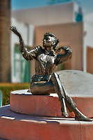 Academy of Television Arts & Sciences, Celebrity, Bronze, Sculptures, Sculptural Works, Public Art, Display, North Hollywood, CA