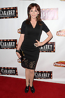 HOLLYWOOD, CA - JULY 20: Marilu Henner at the opening of 'Cabaret' at the Pantages Theatre on July 20, 2016 in Hollywood, California. Credit: David Edwards/MediaPunch