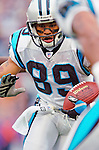 Carolina Panthers wide receiver Steve Smith rushes for yardage against the Buffalo Bills on November 27, 2005 at Ralph Wilson Stadium in Orchard Park, NY. The Panthers defeated the Bills 13-9. Mandatory Photo Credit: Ed Wolfstein