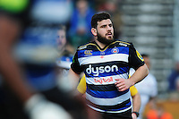 Rob Webber of Bath Rugby looks on. Aviva Premiership match, between Bath Rugby and London Irish on March 5, 2016 at the Recreation Ground in Bath, England. Photo by: Patrick Khachfe / Onside Images