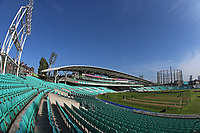 General view of the ground ahead of Surrey vs Essex Eagles, Royal London One-Day Cup Cricket at the Kia Oval on 2nd May 2017