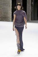SEP 29 RICK OWENS show at Paris Fashion Week