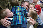 Nevada Army Guard - troops return 021614