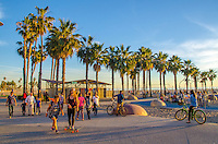 Ocean Front Walk, Santa Monica, January 5, 2015.