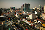 District 1, downtown Ho Chi Minh City, Vietnam..Kevin German / LUCEO