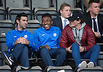 St Johnstone v Celtic&hellip;.McDiarmid Park, Perth.. 11.05.16<br />Simon Lappin, Darnell Fisher and Liam Henderson of Hibs<br />Picture by Graeme Hart.<br />Copyright Perthshire Picture Agency<br />Tel: 01738 623350  Mobile: 07990 594431