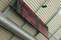 SCHAATSEN: HEERENVEEN: IJsstadion Thialf, 07-02-15, World Cup, results 1000m Men Division A, ©foto Martin de Jong