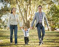 Jimenez Family Portraits | Fort Mason San Francisco