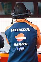Honda Repsol timings
