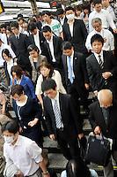 Japan Workers and Job Seekers