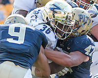 Akron Zips @ Pitt Panthers 09-27-14